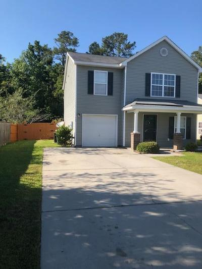 Goose Creek Single Family Home Contingent: 348 Slow Mill Drive