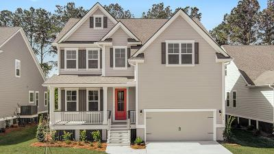 Mount Pleasant Single Family Home Contingent: 2181 Midden Drive