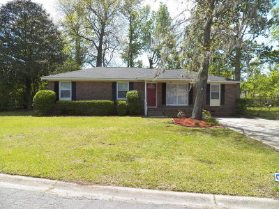 Goose Creek Single Family Home For Sale: 411 Birch Avenue