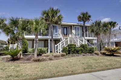 Isle Of Palms Single Family Home For Sale: 3801 Palm Boulevard