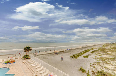 Folly Beach Attached For Sale: 201 W Arctic Avenue #223