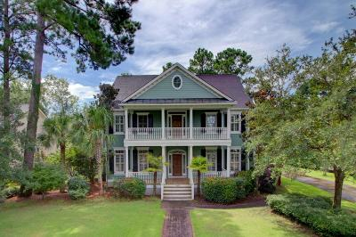 Mount Pleasant Single Family Home For Sale: 3601 Henrietta Hartford Road