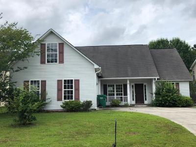 Summerville Single Family Home For Sale: 201 Burnham Road
