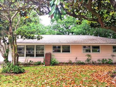 Charleston Single Family Home Contingent: 2108 Barbour Drive