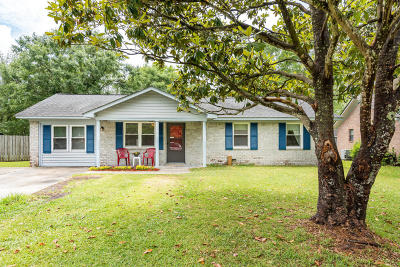 Summerville Single Family Home Contingent: 204 Village Green Circle