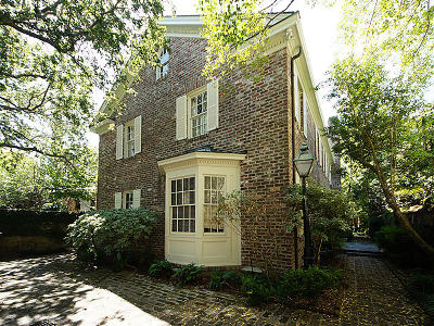 Charleston Single Family Home Contingent: 109 Tradd Street