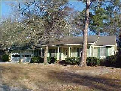 Summerville Single Family Home Contingent: 106 Timberlake Court