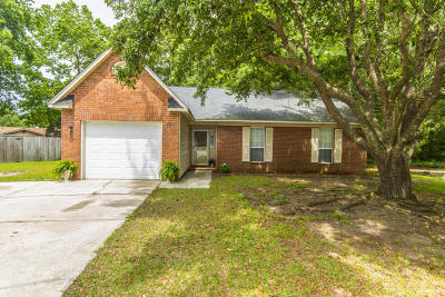 Charleston Single Family Home Contingent: 4784 Porter Drive