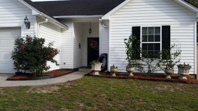 Ladson Single Family Home For Sale: 101 Memphis Court