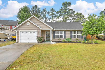 Ladson Single Family Home Contingent: 9890 Levenshall Drive