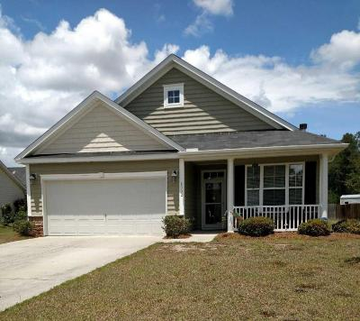 Single Family Home For Sale: 1002 Bridlewood Farms Parkway