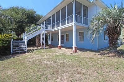 Isle Of Palms Single Family Home For Sale: 3107 Palm Boulevard