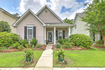 Single Family Home Contingent: 404 Pimpernel Street