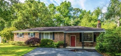 Summerville Single Family Home For Sale: 106 Newington Road