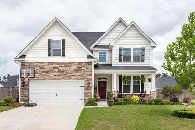 Single Family Home For Sale: 2133 Pimlico Drive