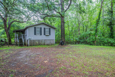 Single Family Home For Sale: 350 Shoofly Rd