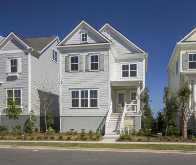 Daniel Island Single Family Home For Sale: 2552 Daniel Island Drive