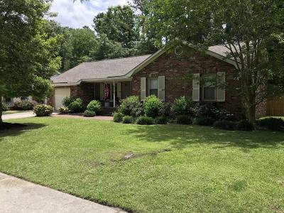 Summerville Single Family Home For Sale: 414 Chessington Circle