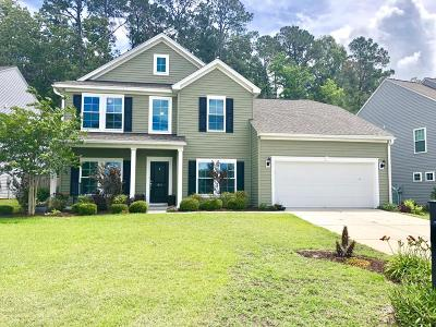 Hanahan Single Family Home Contingent: 1955 Wild Indigo Way