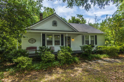 Single Family Home For Sale: 215 S Gum Street