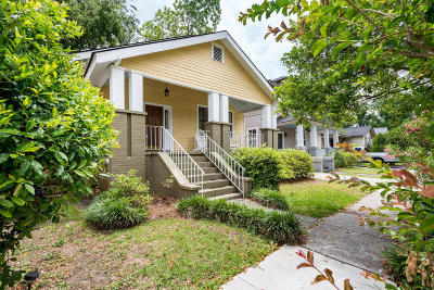 Charleston Single Family Home Contingent: 75 Cypress Street