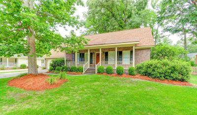 Summerville Single Family Home For Sale: 107 Downing Drive