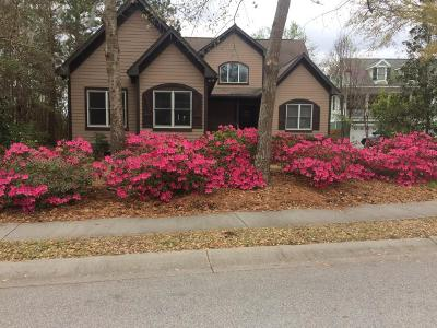 Mount Pleasant Single Family Home For Sale: 1457 Appling Drive