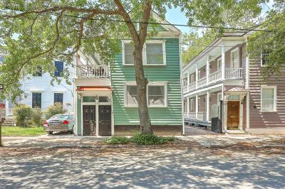 Multi Family Home For Sale: 199 Rutledge Avenue