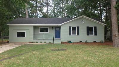 Summerville Single Family Home Contingent: 123 Larson Drive