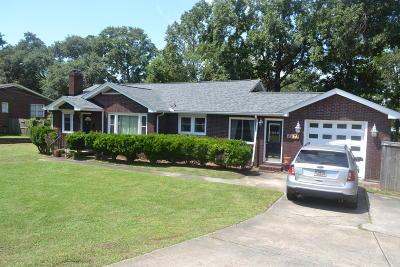 Single Family Home For Sale: 4971 N Rhett Avenue