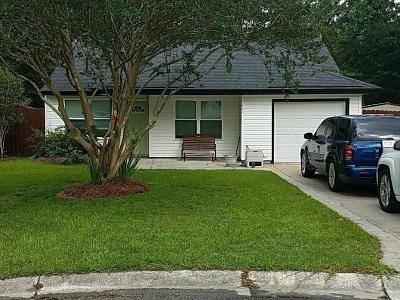 Ladson Single Family Home Contingent: 105 Lantern Court