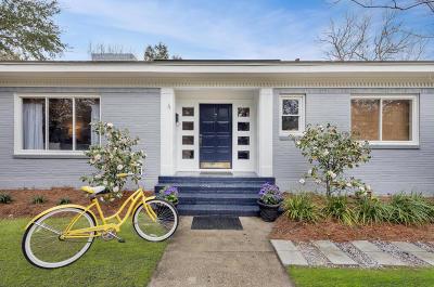 Charleston Single Family Home For Sale: 7 Morton Avenue