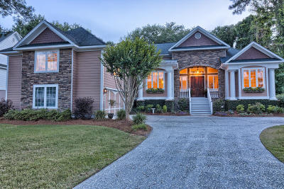 Mount Pleasant Single Family Home Contingent: 1404 Walking Trail Court