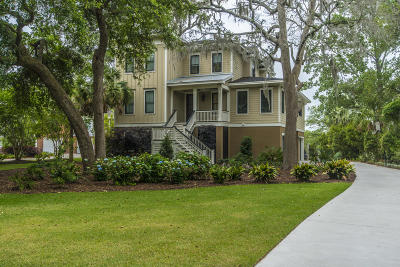 Berkeley County, Charleston County, Colleton County, Dorchester County Single Family Home For Sale: 3988 Gift Boulevard