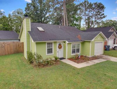 Summerville Single Family Home Contingent: 104 Tennyson Way