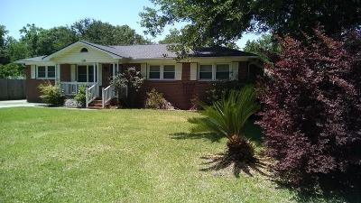 Charleston Single Family Home For Sale: 1181 Pauline Avenue