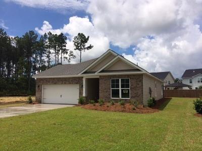 Johns Island Single Family Home For Sale: 1250 Hammrick Lane