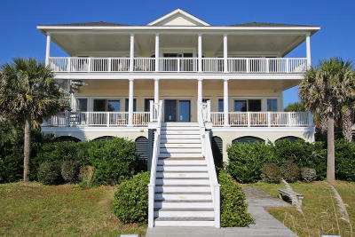 Isle Of Palms Single Family Home For Sale: 7 Dunecrest Lane