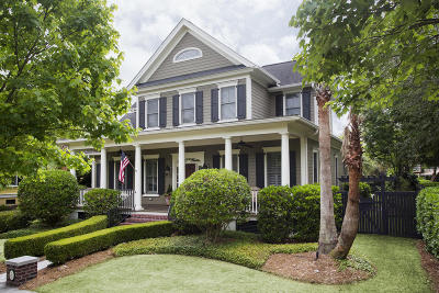 Charleston Single Family Home For Sale: 6 Pagett Street