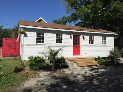 Charleston Single Family Home For Sale: 1 Senate Lane