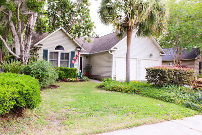 Charleston Single Family Home For Sale: 363 Muirfield Parkway