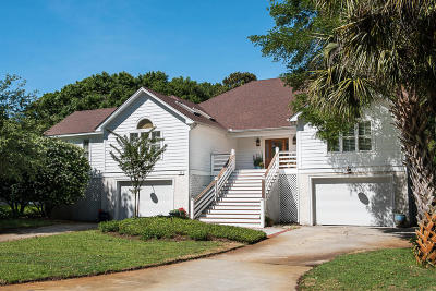 Isle Of Palms Single Family Home For Sale: 15 44th Avenue
