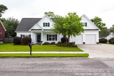 Single Family Home For Sale: 1202 Maplecrest Drive