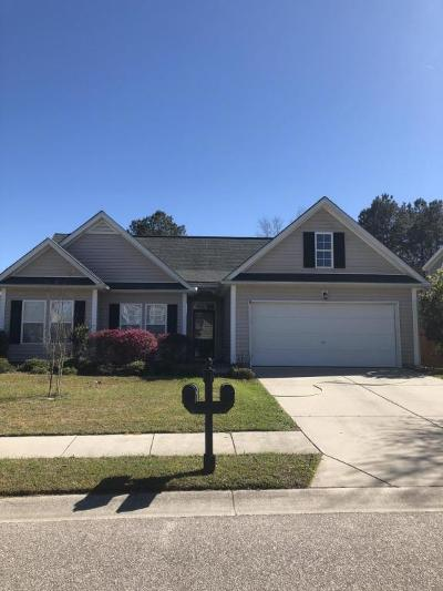 Ladson Single Family Home Contingent: 202 Equinox Circle