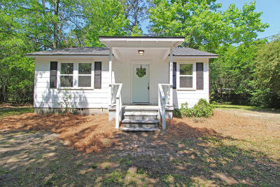 Summerville Single Family Home Contingent: 106 Pinewood Drive