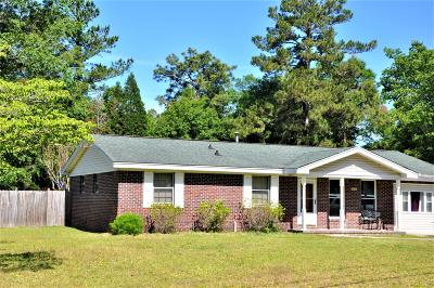 Ladson Single Family Home For Sale: 3309 Pinewood Drive