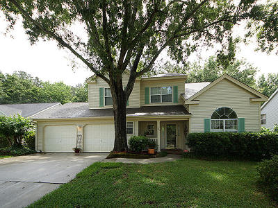 Goose Creek Single Family Home Contingent: 141 Isherwood Drive