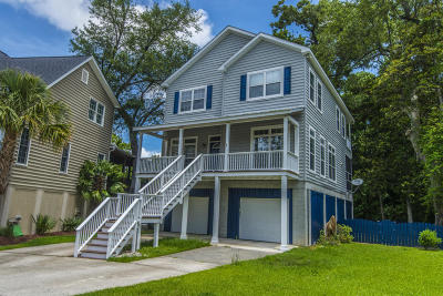 Charleston Single Family Home For Sale: 1926 Chestnut Oak Lane