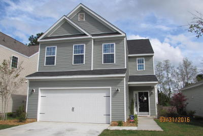 Moncks Corner Single Family Home Contingent: 402 Rockville Road