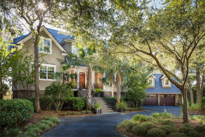 Kiawah Island Single Family Home For Sale: 6 Summer Islands Lane